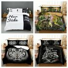 Clearance Duvet Cover Set Twin/Queen/King Size Bedding Set Pillowcases US image