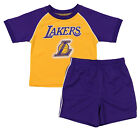 Kyпить OuterStuff NBA Infant and Toddler Los Angeles Lakers Shirt and Short Set на еВаy.соm