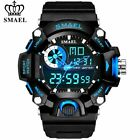 SMAEL Watches Men Military Army Watch Led Digital Mens Sports Wristwatch image