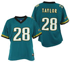 Reebok NFL Women's Jacksonville Jaguars Fred Taylor #28 Player Jersey, Teal $19.95 USD on eBay