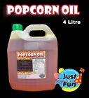 Popcorn Oil, for Popping Corn, Butter Popcorn Oil Various Sizes, Free Delivery