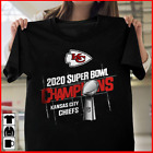 Kansas City Chiefs 2020 Super Bowl LIV Champions Shirt Black And Red S-5XL $10.99 USD on eBay