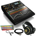 Behringer X32 Producer 40-Input, 25-Bus Digital Mixing Console +16 Microphone Pr