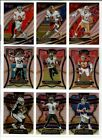2019 Panini Select Football SILVER PRIZM Concourse Premier Field 1-300 You Pick Football Cards - 215
