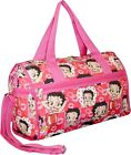 Betty Boop Duffel Bag One Size $40.71 AUD on eBay