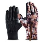 Touch Screen Winter Gloves Thermal Insulated for Cycling Driving Work Waterproof