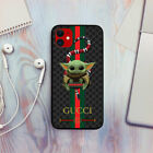 NEW Guccy71 iPhone 11 Pro Max Case Yoda iPhone 6 6s 7 8 Plus X XR XS Max Cover