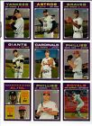 2020 Topps Heritage Baseball PURPLE REFRACTOR You Pick BICHETTE RC JUDGE WHIT ++ on Ebay