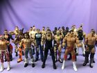 WWE WWF WCW  Wrestling Action Figures Mattel Unboxed
