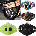 Kyпить Mouth Cover Reusable Face Mask with Filter for Outdoor Sport Activity US STOCK на еВаy.соm