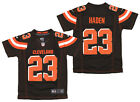 Nike NFL Football Youth Cleveland Browns Joe Haden #23 Player Jersey, Brown $39.95 USD on eBay