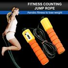 Jump Ropes with Counter Sports Fitness Adjustable Fast Speed Counting US image