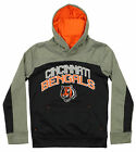 Outerstuff NFL Youth Cincinnati Bengals Ellipse Pullover Sweatshirt Hoodie $17.5 USD on eBay
