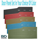 1964 Ford Fairlane 500 2dr Front Door Panel Set In Your Choice Of OEM Colors
