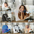 Sexy Ariana Grand 3D Print Sherpa Blanket Sofa Couch Quilt Cover throw blanket $22.99 USD on eBay