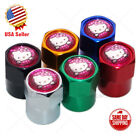 Hex Pink Hello Kitty Logo Car SUV Wheels Tire Air Valve Caps Stem Dust Cover $8.99 USD on eBay
