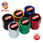 Hex Supreme SUP Logo Car SUV Wheels Tire Air Valve Caps Stem Dust Cover Sport $7.99 USD on eBay