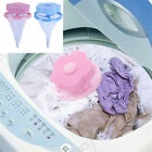 Flower Shape Washing Machine Laundry Filter Bag Filter Mesh Pouch Reusable