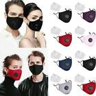 Air Purifying Mask Carbon Filter Cotton Mouth Muffle Anti Haze Fog Respirator