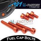CNC Fuel Cap Tank Bolts Fit Speed Four 2002-2006 Speed Triple 955i All Years $18.5 USD on eBay