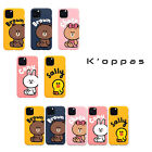 Official LINE FRIENDS Jella Soft Phone Mobile Case Cover For Apple iPhone 11 Pro