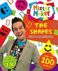 Mister Maker Sticker Book: Shapes (Tiny Tots Touch and  by Igloobooks 178197988X