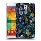 OFFICIAL RIZA PEKER NIGHT FLORAL SOFT GEL CASE FOR SAMSUNG PHONES 2