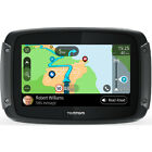 TomTom Rider 550 4.3 Inch Touchscreen GPS Vehicle Navigation System