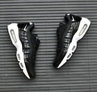 Womens Nike Air Max 95 SE Premium Black/Silver UK4.5 EUR38 AH8697-001 TN 97 98