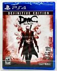 DMC Devil May Cry: Definitive Edition - PS4 - Brand New | Factory Sealed