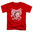 Betty Boop Baby Heart T Shirt Mens Licensed Cartoon Merchandise Classic TV Red $19.99 USD on eBay