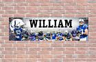 Indianapolis Colts 2020 Roster Personalized Poster Custom Banner Frame Options $27.5 USD on eBay