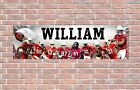 Arizona Cardinals 2020 Roster Personalized Poster Customized Banner Frame Option $27.5 USD on eBay
