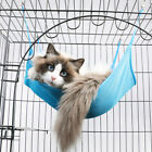 Small Pet Cat Hammock Breathable Bed Hanging Cages Puppy Kitten Rat Mesh New