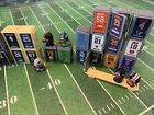 NFL Teenymates Series 8 & 7 With Lockers and Players $3.5 USD on eBay