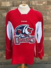 NEW CCM Edge 2.0 Pro Stock Bakersfield Condors Practice Jersey RED 6107