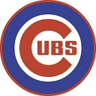 Chicago Cubs Main Logo Sticker  | Cubs Vinyl Decal  | 10 Sizes!!! on Ebay