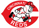 Cincinnati Reds Mascot C Logo Vinyl Decal / Sticker 10 Sizes!!! on Ebay