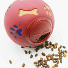 Cat Dog Pet Puzzle Toys Tough-Treat Ball Missing Food Dispenser Interactive Play