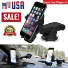360° Car Windshield Mount Cradle Holder Stand For Phone GPS