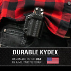 Clip & Carry Kydex Multitool Sheath fits Leatherman CHARGE + PLUS TTi - USA Made