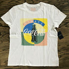 Lucky Brand Coca Cola Graphic Coke White Womens T-Shirt Tee from Nordstrom NWT! $19.95  on eBay