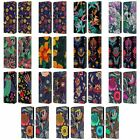 OFFICIAL HAROULITA ETHNIC PATTERN LEATHER BOOK WALLET CASE FOR SONY PHONES 1
