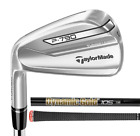 NEW Left Handed TaylorMade P790 Irons / Dynamic Gold ONYX 105 Stiff Flex Shaft