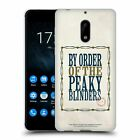 OFFICIAL PEAKY BLINDERS MIXED TYPOGRAPHY SOFT GEL CASE FOR NOKIA PHONES 1