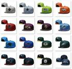 Glossy Embroidered Football Teams Logo Hat Sports Snapback Baseball Cap US Stock $12.99 USD on eBay