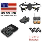 DRONE E58 WITH 4K CAMERA RC DRONE WIFI CAMERA FPV 2.4G Foldable Quadcopter