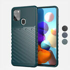 For Samsung Gaxlaxy A11 A51 A21S A71 A90 5G A31 Case Shockproof Soft TPU Cover