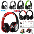 Mpow Wireless Headphones Bluetooth HiFi Stereo Noise Cancelling Over Ear Headset