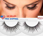 5 pairs Real Mink Natural Soft Lashes 3D Eyelashes US SELLER $8.99 USD on eBay